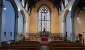 Penzance Catholic Church Nave. More photos in Gallery